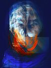 a study in just being..... abstract portraits by banrai