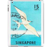 Singapore Summer of Love 1969 Print iPad Case/Skin