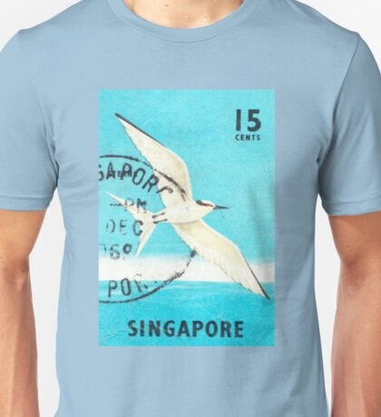 Singapore Summer of Love 1969 Print Unisex T-Shirt