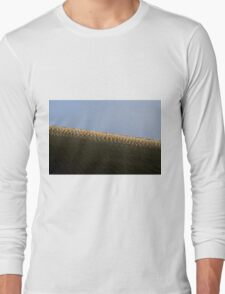 We build castles in the sky and in the sand  Long Sleeve T-Shirt