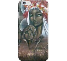 Madonna and Child iPhone Case/Skin