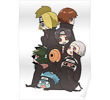 chibi akatsuki Poster