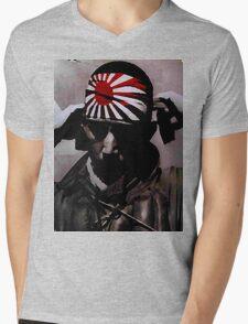 Kamikaze Mens V-Neck T-Shirt