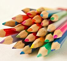 Pick A Colour by Evelyn Flint