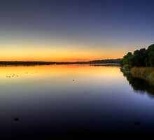 Dawn - Lake Joondalup by GerryMac
