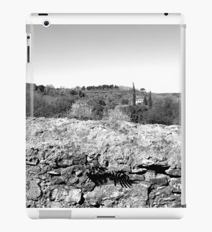 Laureana Cilento: landscape with wall iPad Case/Skin