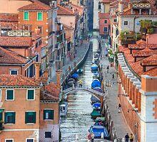 Rio della Fornace by Tom Gomez