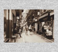 Centre Place Lunchtime Sepia Kids Tee
