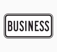 BUSINESS Plate Icon by tshirtdesign