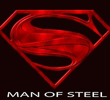 Man of Steel by aralenora