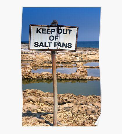 Precious Salt Poster