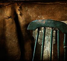 The Blue Chair by Lois  Bryan