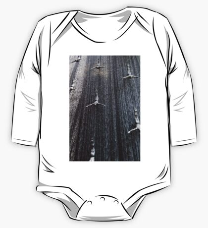 Diving Men Angle Waterfall One Piece - Long Sleeve