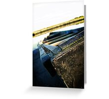 Rockaway Greeting Card