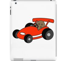 Kids Little Go-Kart iPad Case/Skin