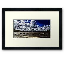 Semer Water, North Yorkshire Framed Print