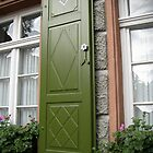 Green Shutters by Pilot Graphics Photography