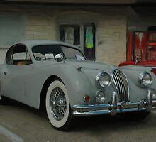 Classic Jag by jabrwill