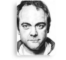 Mark Sheppard Canvas Print