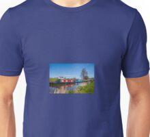 Canal Colours... Unisex T-Shirt