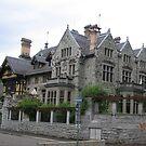 Zurich mansion by Elena Skvortsova