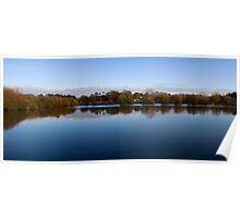 Fishing Lakes  Poster