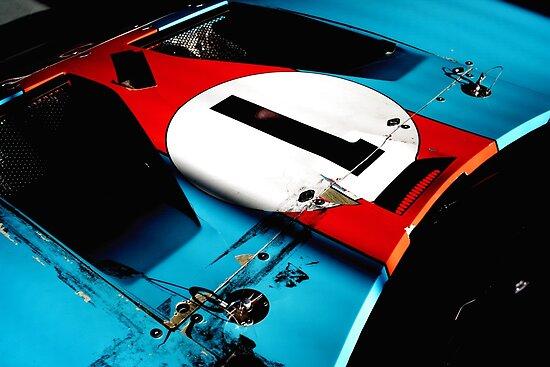 Ford GT by GTPNISM0SKYLINE
