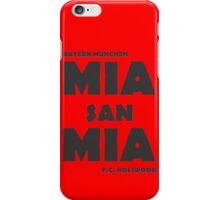Mia San Mia iPhone Case/Skin