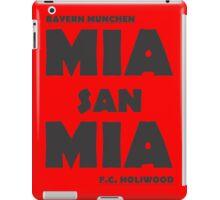 Mia San Mia iPad Case/Skin