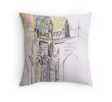 St Stephens Throw Pillow