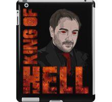 King of Hell Crowley (V.2) iPad Case/Skin