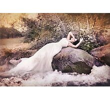 born from the waters Photographic Print