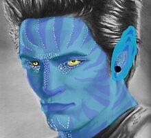 Na'vi Edward Cullen by bljaromin