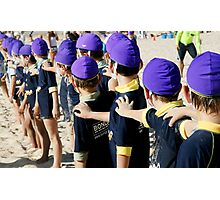 little nippers Photographic Print