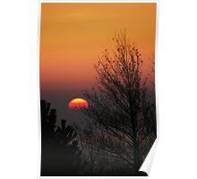 Sunrise Halfway Poster