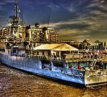 Boston Navy Yard by LudaNayvelt