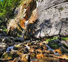 Boulders and rocks by zumi