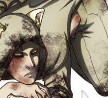 The Kitty Within[RUVIK] Sticker