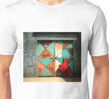 Who's been looking at heavens doors  Unisex T-Shirt