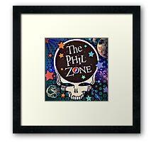 Phil Zone Framed Print