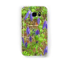 Clematis Samsung Galaxy Case/Skin