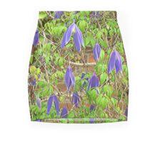 Clematis Mini Skirt