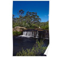 Cooling Flow - Nellies Picnic Area Poster