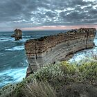 Razorback  Victoria  Australia by William Bullimore