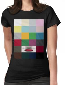 RedBubble T-Shirt Color Choices Womens Fitted T-Shirt