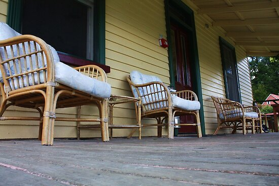 the porch by Steve Scully
