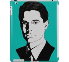 Agent Cooper iPad Case/Skin