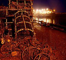 lobster pots by paul hilton