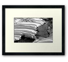 Stream of Consciousness Framed Print
