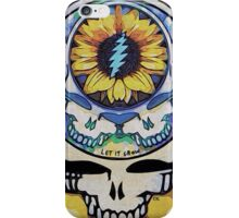 Let It Grow iPhone Case/Skin